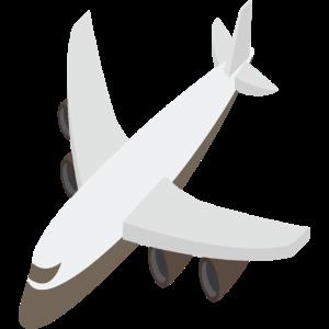 travelling Flugzeug 03 538
