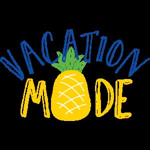 Summer Urlaub