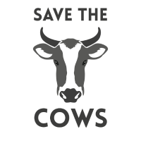 Kuh Animal Rights Tierschutz Geschenk
