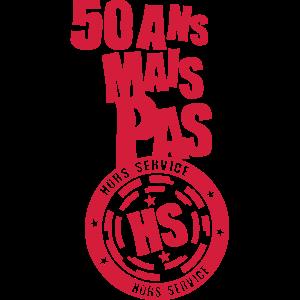 50 Jahre aus hs Geburtstag