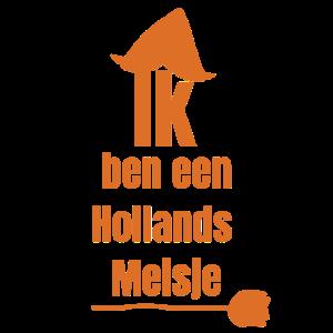 Ik ben een Hollands Meisje - Oranges Holland Shirt