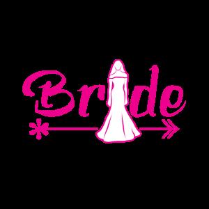 Braut Hochzeitspaar