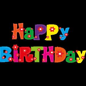 Happy Birthday Geburtstag Geschenk Ehrentag