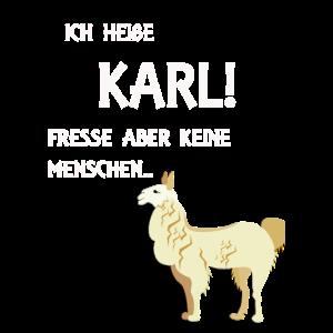 KARL DAS LAMA FRISST KEINE MENSCHEN LUSTIG
