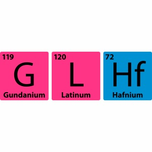 GLHF - Periodic Table version