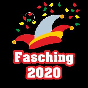 Fasching 2020 als Kostüm für Karneval
