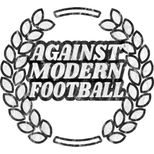 Against Modern Football I Fußball Fan Geschenk