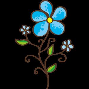 Schöne Blume bunt Geschenk farbig Flora Pflanze