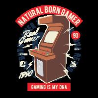 Spieler geboren natürlich