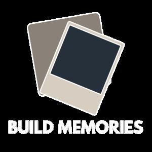 Erinnerungen aufbauen build memories Erinnerung