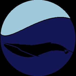 Wildtiere: der Blauwahl