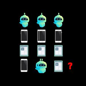 Technik - Roboter - Rätsel