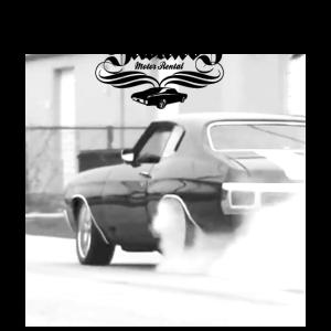 Burnout Chevelle