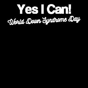 Yes I Can   Ja ich kann das   WSDS Down Sysndrom