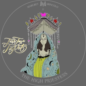 The HIGH PRIESTESS | Hohepriesterin Tarot Karte