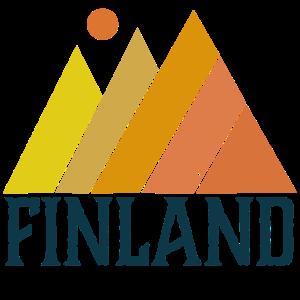 Finnland Berge Skandinavien Heimat Geschenk