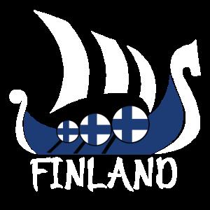 Finnland Skandinavien National Landesfarben Gesche
