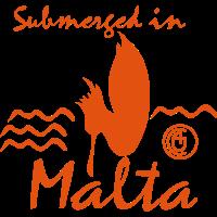 Auf Malta Untergetaucht