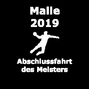 Abschlussfahrt des Meisters - Handball