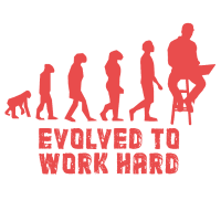 Evolution. Karriere. Affe
