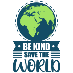 Be Kind, Save the World