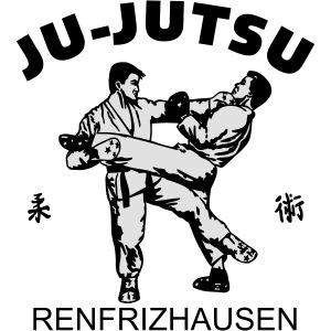 logo freizeitjacke schwarz 4000