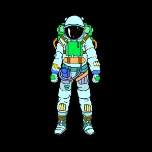 Astronaut Raumfahrt Spaceman Kosmos