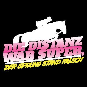 Spring Reiter Spruch