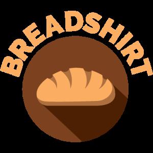 breadshirt bread brot baking food lustig