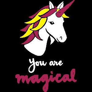 Einhorn • Sie sind magisch