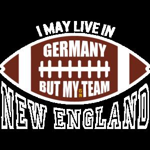 Football American New England Foxborough Germany