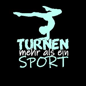 Turnen Bester Sport Geschenk