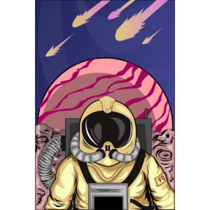 Galaxy Spaceman