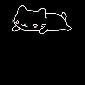 Kawaii Katze Katzenliebhaber Cat