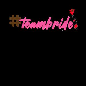 # Team Braut, Hochzeit, Junggesellinnenabschied
