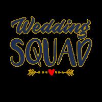 Hochzeitsteam, Wedding Squad, Hochzeit, Verlobung