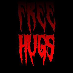 Free Hugs Horrorstyle