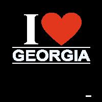 Ich liebe Georgia