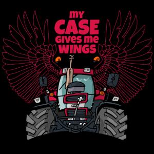 mein CASE verleiht mir Flügel