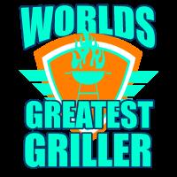 Worlds greatest griller