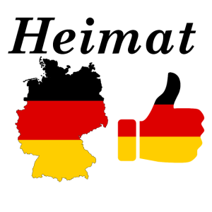 Heimat. Heimatliebe. Deutschland.