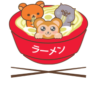 Kawaii Anime Cat TShirt Geschenk Katzen innen zu Ramen N
