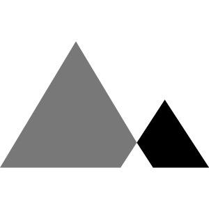 Berg Dreiecke