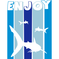 enjoy sharks