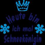 Heute Schneekönigin, Schnee, Winter