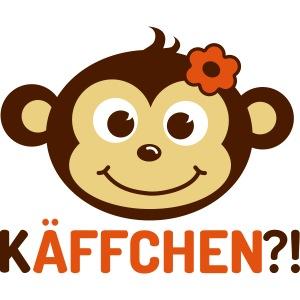 Monkey Käffchen Girl 3