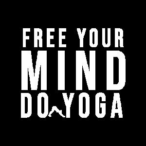 Free your mind do yoga - befreie dein geist, yoga
