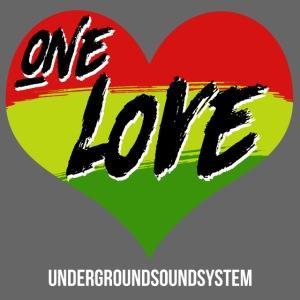 ONE LOVE - HEART