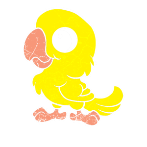 Baby Papagei