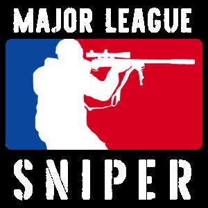 Sniper Major Softair Airsoft BBs Geschenk